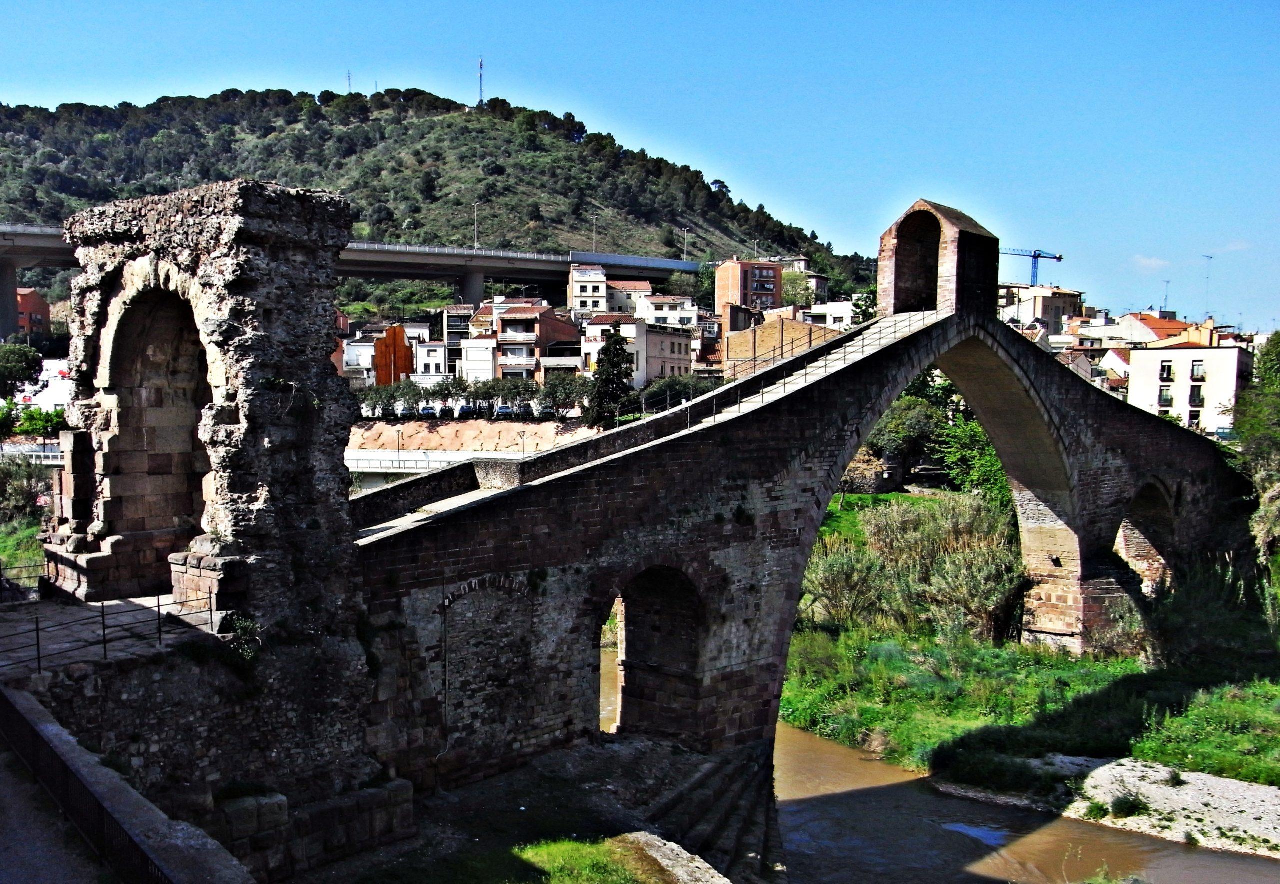 Pont romà Martorell